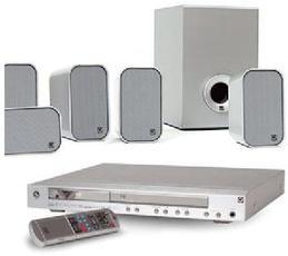 Produktfoto P&J HCS 3500-P DVD