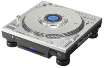 Produktfoto Technics SL-DZ 1200