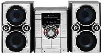 Produktfoto Sony MHC-RG 470