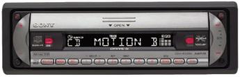 Produktfoto Sony CDX-S 3350