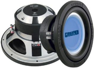 Produktfoto Crunch GP 12 D4