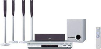 Produktfoto JVC QP-D 25 RS (RX-E 11/SP-XF 51/SP-PWE 5)