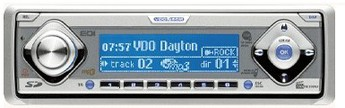 Produktfoto VDO Dayton CD 2604 MP3 X