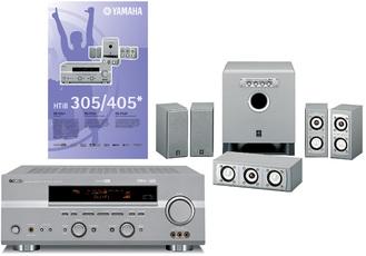 Produktfoto Yamaha HTIB 305 (RX-V557/NS-P430)