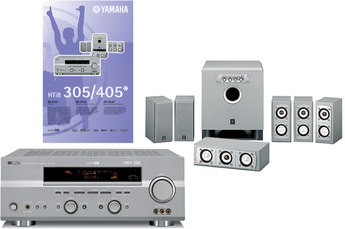 Produktfoto Yamaha HTIB 405 (RX-V557/NS-P436)