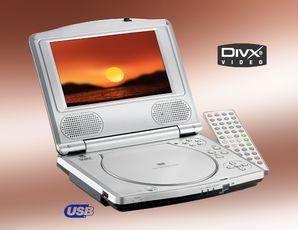 dual dvp d 1014 2 tragbarer dvd player tests. Black Bedroom Furniture Sets. Home Design Ideas