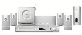 Produktfoto Philips HTS 5000 W