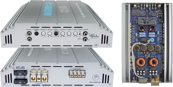 Produktfoto Hifonics AX 4000 D