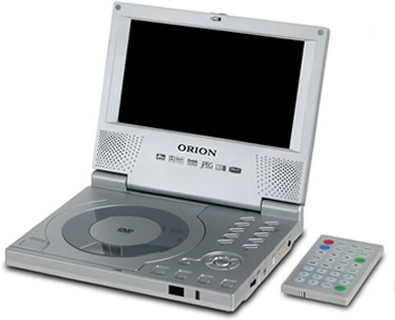 orion dvm 701 tragbarer dvd player tests erfahrungen im. Black Bedroom Furniture Sets. Home Design Ideas