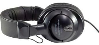 Produktfoto Audio-Technica  ATH-M40FS