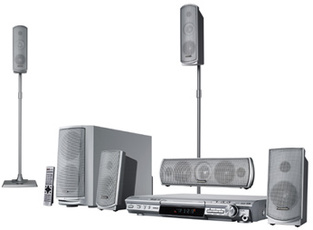 Produktfoto Panasonic SC-HT 535