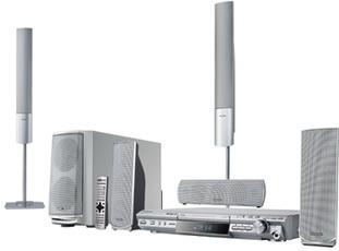 Produktfoto Panasonic SC-HT 845