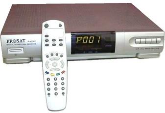 Produktfoto Prosat P-8000T