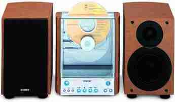 Produktfoto Sony CMT-EX 1