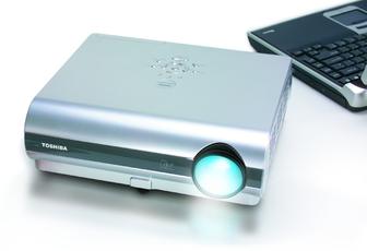 Produktfoto Toshiba TDP-T30