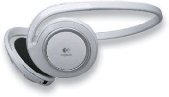 Produktfoto Logitech 980397 Wireless Headphones FOR iPod