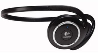 Produktfoto Logitech 980415 Wireless Headphones FOR MP3