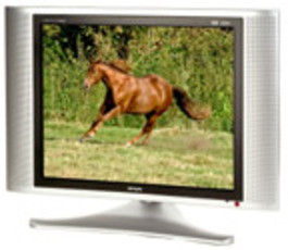 "Produktfoto Odys LCD-TV 17"" DVD"