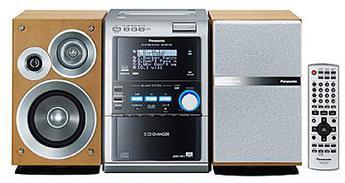 Produktfoto Panasonic SC-PM 7190 (SC-PM 71 SD/SV-SD 90)