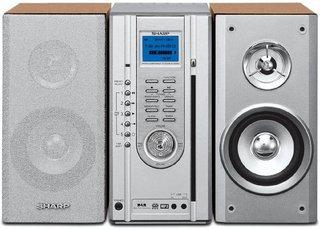 Produktfoto Sharp XL-DAB 9 H