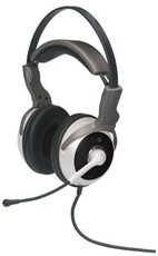 Produktfoto Trust HS-4100 (640U Silverline USB Headset) 14199