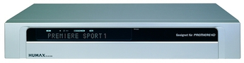 Produktfoto Humax PR-HD 1000 S HDTV