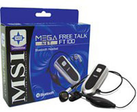 Produktfoto MSI FREE TALK FT100