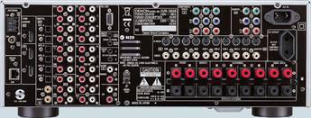 Produktfoto Denon AVR-3806