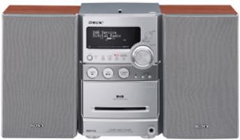 Produktfoto Sony CMT-NEZ 7 DAB