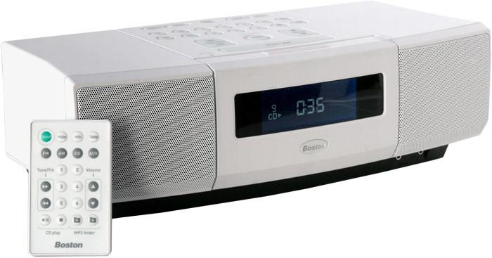 boston acoustics cd recepter radio cd kompaktanlage tests. Black Bedroom Furniture Sets. Home Design Ideas