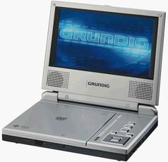 Produktfoto Grundig DVD-P 7500