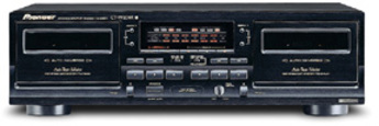 Produktfoto Pioneer CT W208R