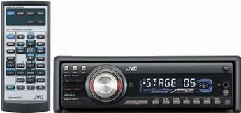 Produktfoto JVC KD-DV 6102