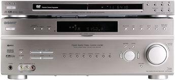 Produktfoto Sony HTP-386 (STR-DE598/DVP-NS52)