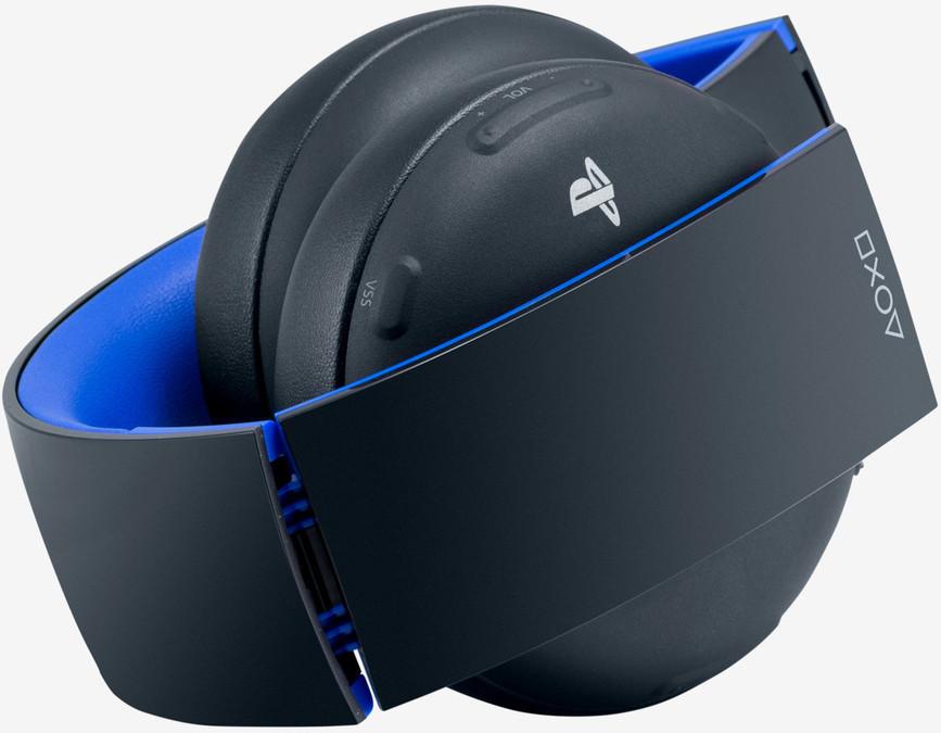 sony playstation 4 wireless stereo headset sonstige tests. Black Bedroom Furniture Sets. Home Design Ideas