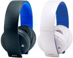Produktfoto Sony PlayStation 4 Wireless Stereo