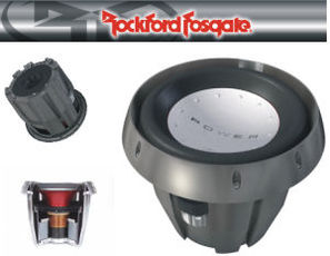 Produktfoto Rockford Fosgate T 210 D2
