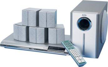 Produktfoto AEG DVD 4609 HC