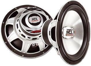 Produktfoto MTX Audio MZS 1204