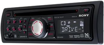 Produktfoto Sony CDX-A 250