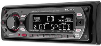 Produktfoto Sony CDX-GT 300