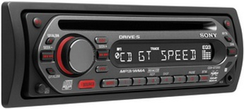 Produktfoto Sony CDX-GT 200