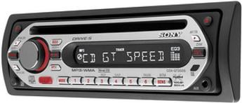Produktfoto Sony CDX-GT200S