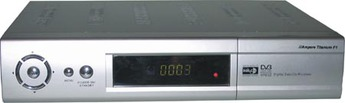 Produktfoto Ampere Titanium F1
