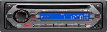 Produktfoto Sony CDX-GT 100