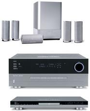Produktfoto Harman-Kardon Cineseries 11 (AVR 430/DVD 31/HKTS 11)