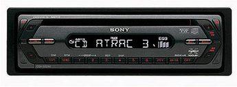 Produktfoto Sony CDX-S 11