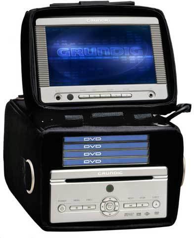 grundig cine 700 tragbarer dvd player tests erfahrungen. Black Bedroom Furniture Sets. Home Design Ideas