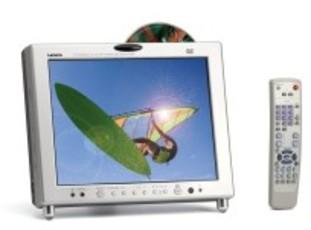 Produktfoto Lenco DVP 1200 T