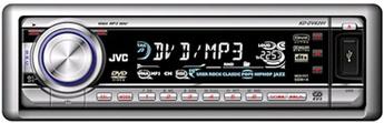 Produktfoto JVC KD-DV 6201